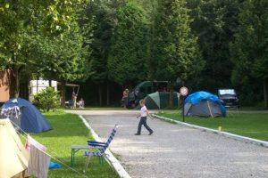Campingplatz Nord-West Impressionen - Weg