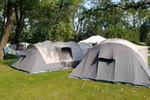 Campingplatz Nord-West Impressionen - Zelte