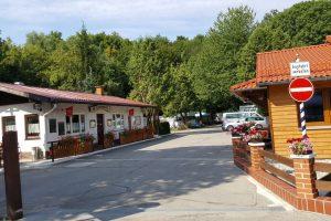 Campingplatz Nord-West Impressionen - Einfahrt