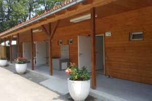 Campingplatz Nord-West - Sanitäranlagen